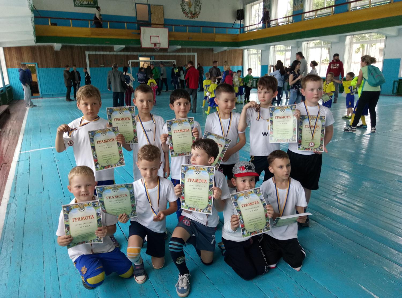 Голопристанські школярі взяли участь у відкритому чемпіонаті ДЮСШ