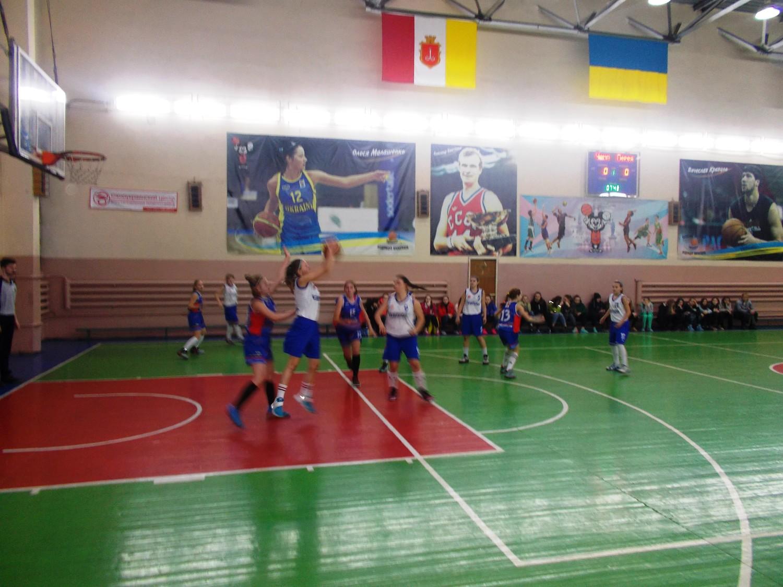 Відбулися чергові ігри 5 туру другого етапу чемпіонату України Всеукраїнської юнацької баскетбольної ліги