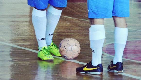 В Голій Пристані відбулися змагання з футзалу за програмою 9 літніх юнацьких спортивних ігор