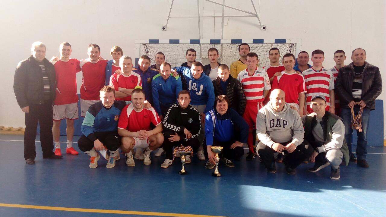 У Голій Пристані пройшли ігри останнього туру чемпіонату міста з футзалу