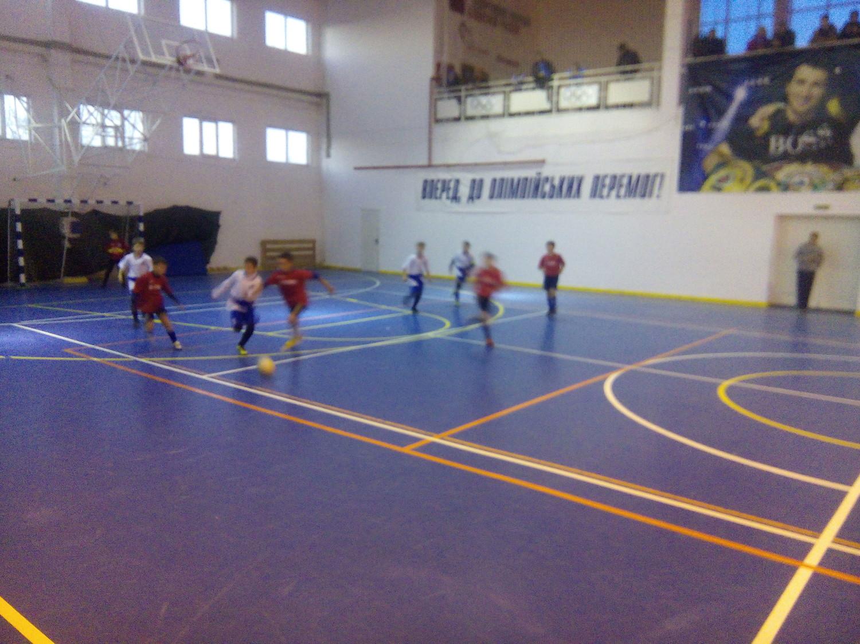 У Голій Пристані відбулися змагання шкільної футзальної ліги