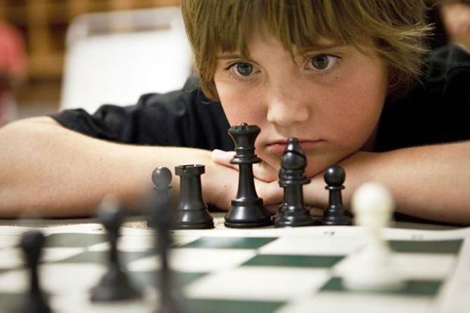 В Голій Пристані відбулась першість із шахів серед школярів