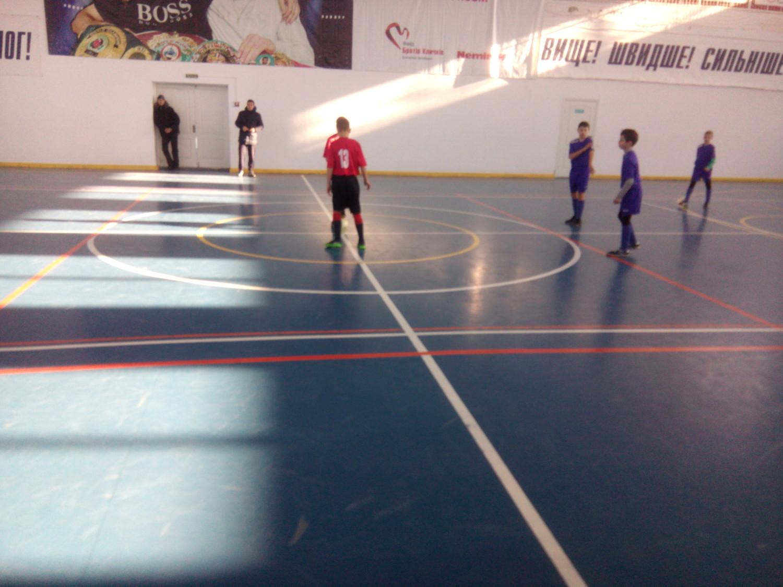У Голій Пристані відбулись півфінальні ігри чемпіонату Херсонщини серед юнаків