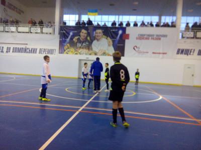 В Каховці відбулися фінальні ігри чемпіонату Херсонської області з футзалу серед команд юнаків