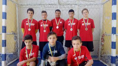 Голопристанські футзалісти зайняли друге місце в чемпіонаті Херсонщини з футзалу серед юнаків
