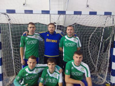 Вчора відбулися ігри 4 туру чемпіонату Голої Пристані з футзалу