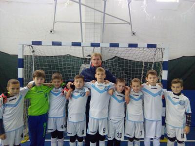 У Голій Пристані відбувся 3 та 4 тур чемпіонату області з футзалу серед юнаків
