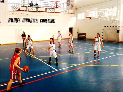 В Голій Пристані відбулися зональні обласні змагання з баскетболу серед дівчат та юнаків