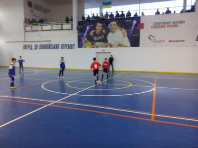 В Голій Пристані відбувся 3 тур чемпіонату області із футзалу серед юнаків