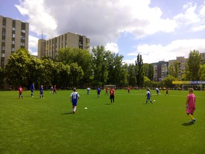 Голопристанські хлопчаки взяли участь у чемпіонаті Херсонщини з футболу серед юнаків