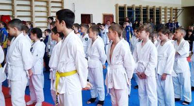 В Голій Пристані відбулися змаганя чемпіонату Херсонщини з годзю-рю карате серед дітей, юнаків, юніорів та дорослих