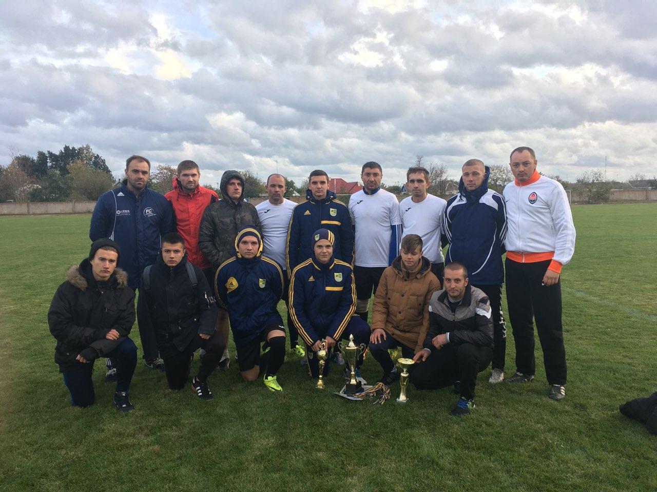У Голопристанському районі відбулися ігри закриття футбольного сезону
