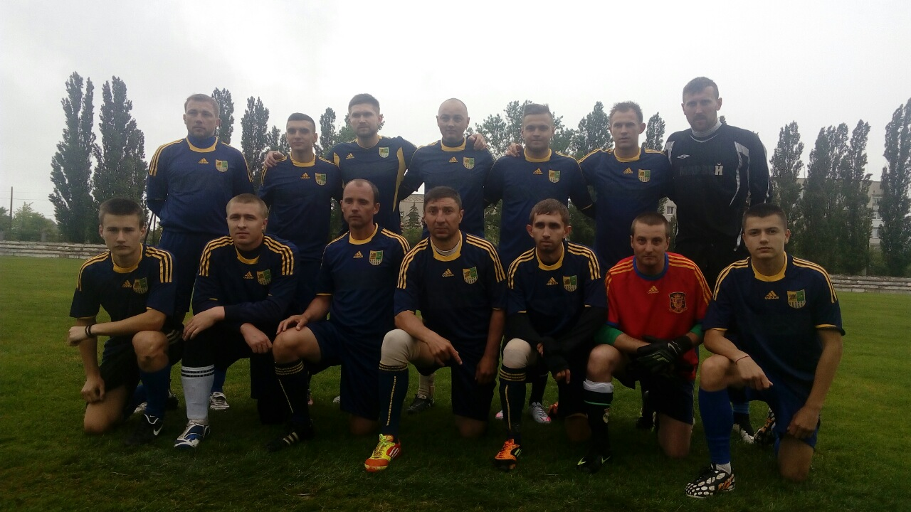 В Голій Пристані відбулися ігри сьомого туру першості району з футболу