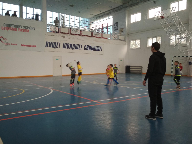 У Голій Пристані відбулись чергові ігри відкритого чемпіонату з футзалу серед команд юнаків 2009/2010 років народження