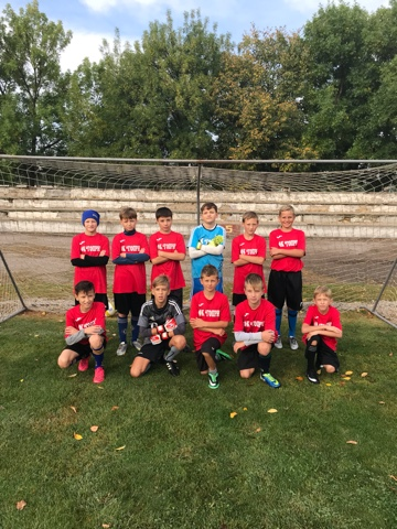 В Голій Пристані відбулись ігри першості області з футболу серед школярів