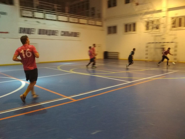 У Голій Пристані відбулись ігри четвертого туру чемпіонату міста з футзалу серед аматорів