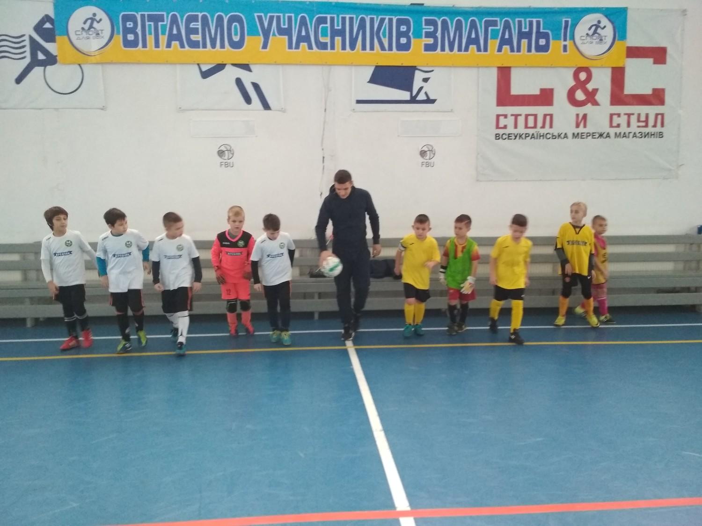 У Голій Пристані взяв старт відкритий чемпіонат асоціації футзалу Херсонської області серед команд юнаків 2009/2010 років народження