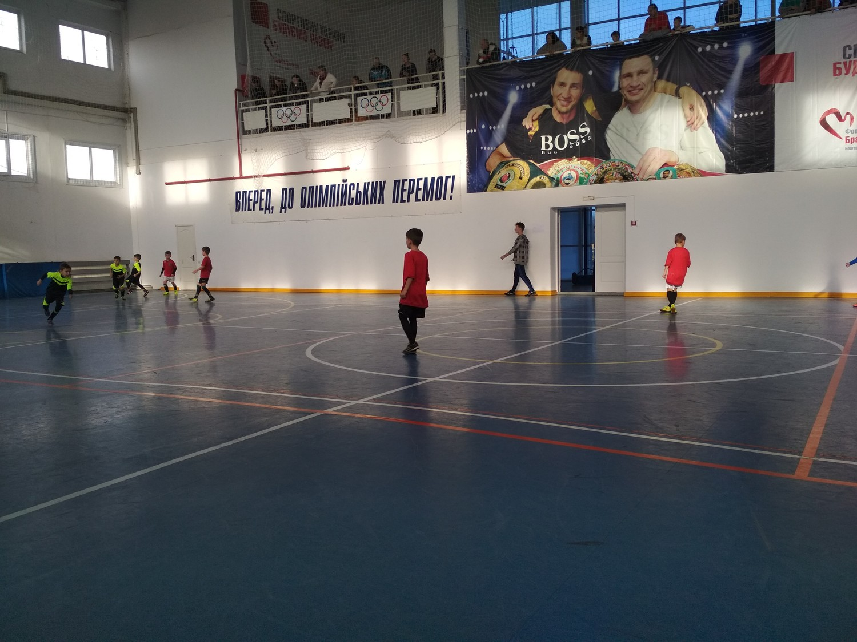 У Голій Пристані відбулись ігри першості області з футзалу серед команд юнаків 2009/2010 років народження
