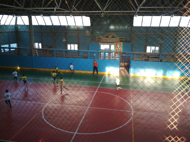 Голопристанські хлопчаки взяли участь у чергових іграх першості області з футзалу серед команд юнаків 2009/2010 років народження