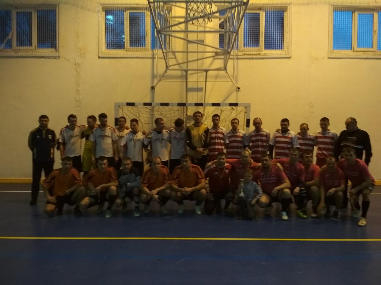 У Голій Пристані відбулись ігри кубка закриття футзального сезону серед команд аматорів