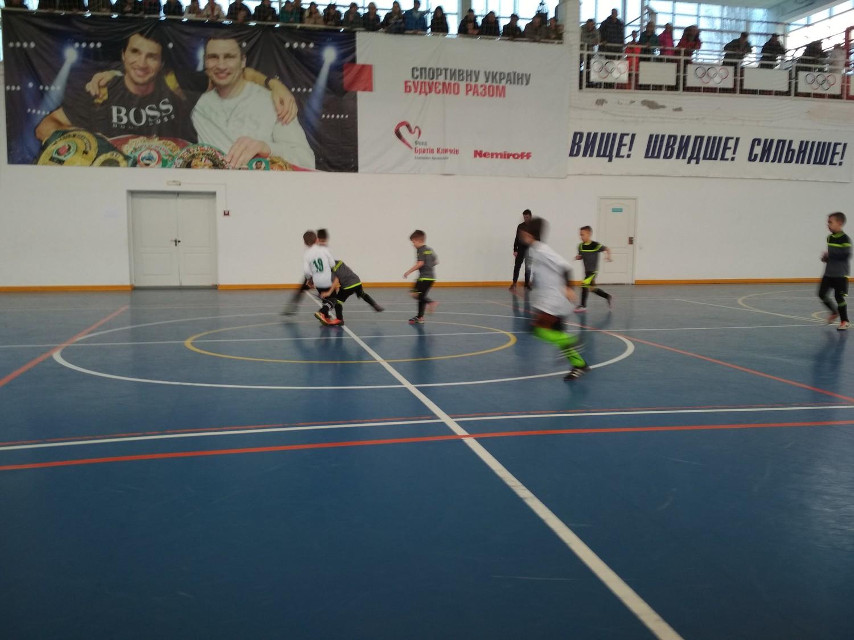 У Голій Пристані відбулися чергові ігри з футзалу серед команд юнаків 2009/2010 р.н.