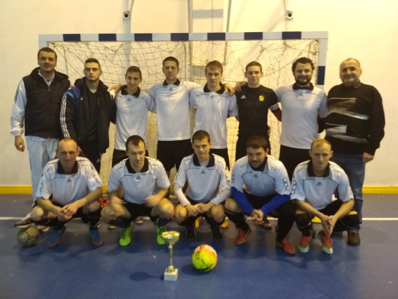 У Голій Пристані відбулись чергові ігри чемпіонату міста з футзалу серед аматорів