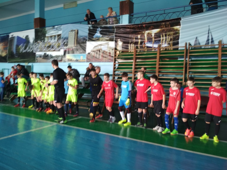 Голопристанські школярі взяли участь у чемпіонаті України серед команд юнаків 2005/2006 р.н.