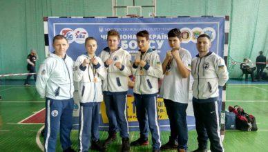 Голопристанські боксери взяли участь у чемпіонаті України з боксу серед юнаків 2004-2005 років народження
