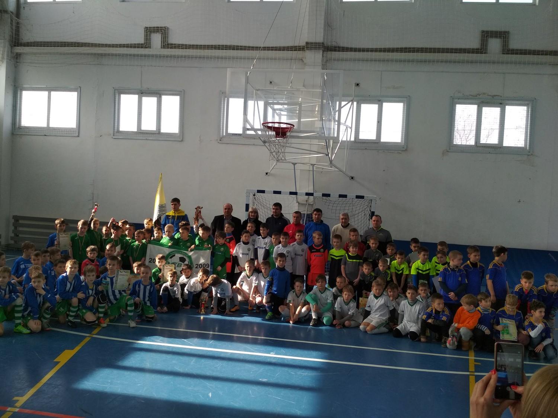 У Голій Пристані відбулись ігри останнього туру відкритого чемпіонату з футзалу серед команд юнаків 2009 р.н.